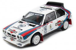 LANCIA Delta S4 Ganador Rally Argentina 1986 Biasion / Siviero - AutoArt Escala 1:18 (88621)