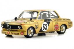 BMW 2002 Warsteiner Ganador Div.2 DRM Noisring 1975 J. Obermoser - Spark Models Escala 1:18 (18SG004)