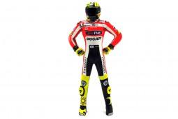 FIGURA Valentino Rossi Ducati MotoGP 2011 - Minichamps Escala 1:18 (312110846)