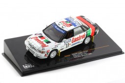 SUBARU Legacy RS Rally New Zeland 1990 P.Bourne / R.Freeth - Ixo Escala 1:43 (RAC230)