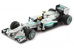 MERCEDES AMG F1 W04 GP F1 Malaysia 2013 L.Hamilton - Minichamps Escala 1:43 (410130110)