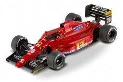 FERRARI 642 - nº28 - 3º GP Monaco 1991 - Jean Alesi - Edición Limitada