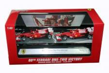 FERRARI F2010 - Set primero / segundo GP Sakhir 2010 - Fernando Alonso / Felipe Massa