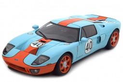 FORD GT 40 Gulf 2004 - AutoArt Escala 1:18 (80513)