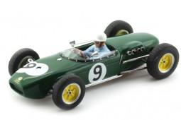TEAM LOTUS 2º GP Gran Bretaña 1960 J. Surtees - Spark Models Escala 1:43 (S1825)