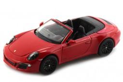 PORSCHE 911 Carrera 4 GTS Cabrio 2014 - Schuco Scale 1:43 (450758600)