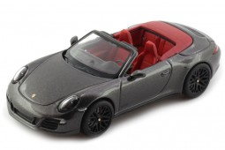 PORSCHE 911 (991) Carrera GTS Cabriolet 2014 - Schuco Scale 1:43 (450757700)