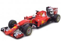 FERRARI SF15-7 Formula 1 2015 Sebastian Vettel - Bburago Scale 1:18