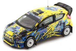 FORD Fiesta WRC Rally Finland 2013 Andersson/Axelsson - Ixo Models Scale 1:43 (RAM552)
