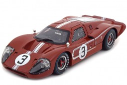 FORD GT40 MK 4 24h Le Mans 1967 Andretti/Bianchi - Shelby Collectibles Escala 1:18 (shelby425)