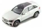 "MERCEDES-Benz GLC-Klasse X253 ""Plata Iridio"" - Edición Especial para Mercedes - Norev Escala 1:18 (B66960363)"