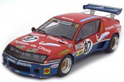 ALPINE A310 24h Le Mans 1977 Decure/Therier/Cauchy - Otto Mobile Escala 1:18 (OT164)