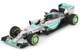 MERCEDES AMG W06 Ganador GP F1 Australia L.Hamilton - Spark Escala 1:43 (S4600)