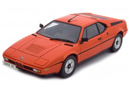 "BMW M1 (E26) 1978 - Minichamps ""Edición Dealer BMW"" Escala 1:18 (80432411549)"
