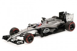McLaren Mercedes MP4-29 F1 GP Malaysia Jenson Button - Minichamps Escala 1:43 (530144222)