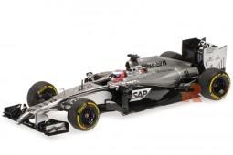 McLaren Mercedes MP4-29 GP Formula 1 China 2014 J. Button - Minichamps Escala 1:43 (530144522)