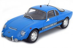 MATRA DJet 5S Gendarmerie 1966 - OttoMobile Escala 1:18 (OT626)