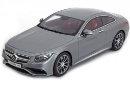 MERCEDES S63 AMGO Coupe 2015 - GT Spirit Scale 1:18 (GT063)