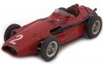 MASERATI 250F Dirty Hero Winner GP France and F1 World Champion 1957 J.M.Fangio - CMC Scale 1:18 (M-148)