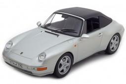 PORSCHE 911 (993) Carrera Convertible 1994 - Norev Escala 1:18 (187592)