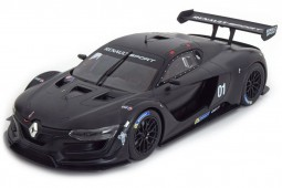RENAULT Sport R.S. No.01 Test Car 2014 - Norev Scale 1:18 (185136)