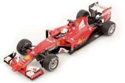 FERRARI SF15-T Winner GP Formula 1 Malaysia 2015 S.Vettel - Includes Showcase - LookSmart Scale 1:18 (LS18F101)