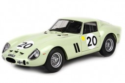 FERRARI 250 GTO 24h Le Mans 1962 I.Ireland / M.Gregory - Limited Edition 100 pcs - BBR Scale 1:18 (BBR1809)
