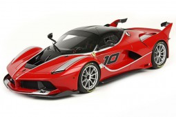 FERRARI FXX K No.10 - Limited Edition 150 pcs - BBR Scale 1:18 (P18104-1)