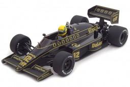 LOTUS Renault 98T 1986 Formula 1 Ayrton Senna - Minichamps Escala 1:18 (540861812)