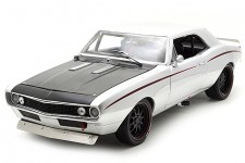 CHEVROLET Camaro Street Fighter 1969 - GMP Escala 1:18 (18806)
