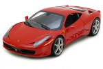 FERRARI 458 Italia 2010 - Hot Wheels Escala 1:18 (T6917)
