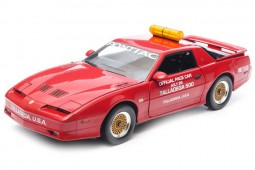 "PONTIAC Trans AM GTA Talladega 500 ""Pace Car"" 1987 - Greenlight Escala 1:18 (12859)"