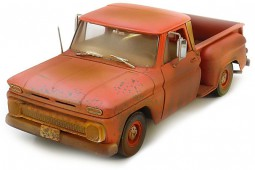 "CHEVROLET Pick-Up 1963 ""Crepúsculo"" Camioneta de Bella - Greenlight Escala 1:18 (12863)"