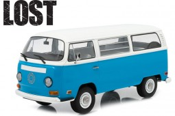 "VOLKSWAGEN Bus T2b 1971 ""Serie TV Perdidos"" - Greenlight Escala 1:18 (19011)"