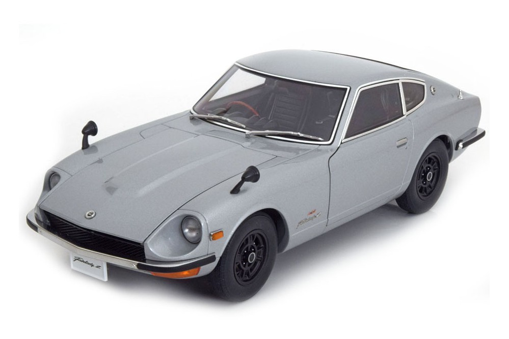 nissan fairlady z432 ps30 1969 autoart scale 1 18 77437 racing modelismo. Black Bedroom Furniture Sets. Home Design Ideas