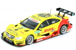 MERCEDES-Benz C-Coupe DTM 2012 D.Coulthard - Spark Scale 1:43 (SG055)