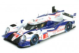 TOYOTA TS040 Hybrid LMP1 24h Le Mans A.Wurz / S.Sarrazin / M.Conway - Spark Escala 1:43 (S4631)