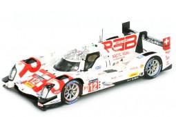 REBELLION R-One AER LMP1 Le Mans 2015 N.Prost / N.Heidfeld / M.Beche - Spark Escala 1:43 (S4636)