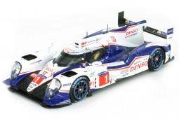 TOYOTA TS040 Hybrid LMP1 Le Mans 2015 Davidson / Buemi / Nakajima - Spark Escala 1:43 (S4630)