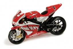 YAMAHA YZR-M1 - nº7 MotoGP 2004 - Carlos Checa