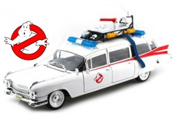 "CADILLAC Ecto-1 ""Los Cazafantasmas 1"" 1989 - Hot Wheels Escala 1:18 (BCJ75)"