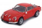 RENAULT Alpine A110 1600S 1972 - Kyosho 1972 Escala 1:18 (8484R)