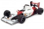 McLaren MP4/6 F1 GP San Marino 1991 Campeón del Mundo A.Senna - True Scale Escala 1:18 (TSM151821R)