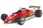 Ferrari 126C2 F1 GP San Marino 1982 G. Villeneuve - BBR Escala 1:18 (P1894B)