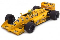 LOTUS Honda 99T Formula 1 1987 A.Senna - Minichamps Escala 1:18 (540871812)