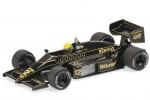LOTUS Renault 98T Formula 1 1986 A.Senna - Minichamps Escala 1:43 (540864312)