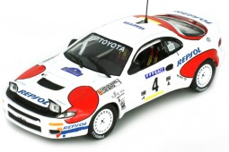 TOYOTA Celica Turbo 4WD Rally Catalunya 1992 C.Sainz / L.Moya - Altaya Escala 1:43