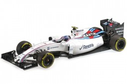 WILLIAMS FW37 Formula 1 2015 Valteri Bottas - Minichamps Escala 1:18 (117150077)