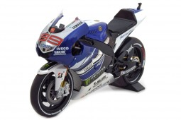 YAMAHA YZR-M1 Moto GP 2013 Jorge Lorenzo - Minichamps Scale 1:12 (122133099)