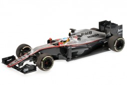 McLaren MP4-30 GP Formula 1 China 2015 F. Alonso - Escala 1:18 (537151814)